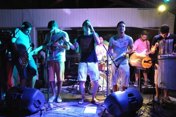 Citrus Clube foi uma das atrações do Samba da Hora