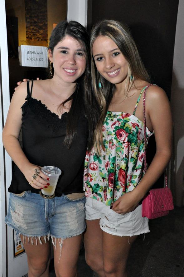 Amanda Moreno e Maria Luisa Friedhein