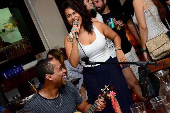 Vanessa Oliveira é uma das convidadas - Crédito: Paula Maestrali/Divulgação
