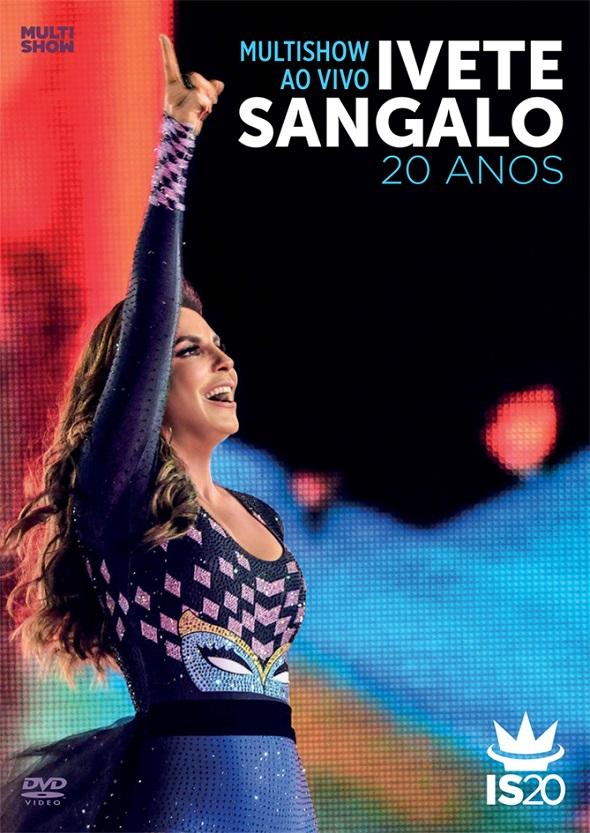Capa do DVD - Crédito: Divulgação da artista