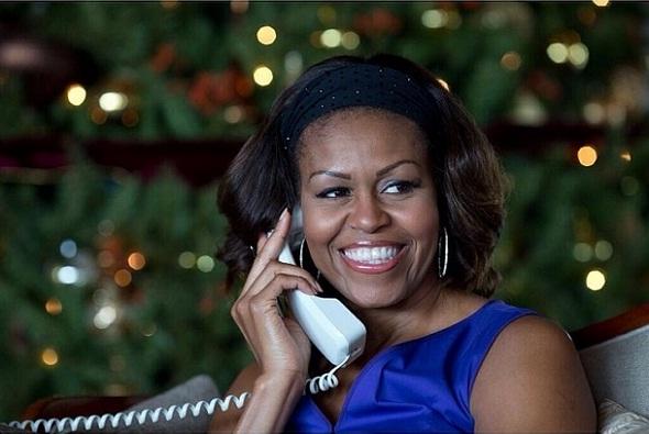 Michelle Obama - Crédito: Reprodução Instagram