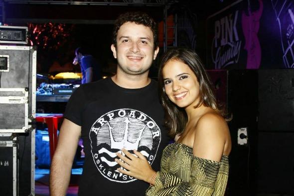 Tiago Pareja e Gabriella da Fonte - Crédito: Humberto Reis/Comunnik