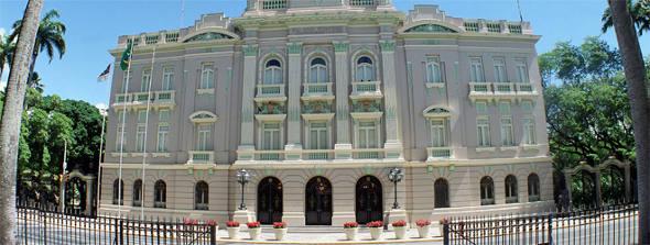 Palácio do Campo das Princesas/Divulgação