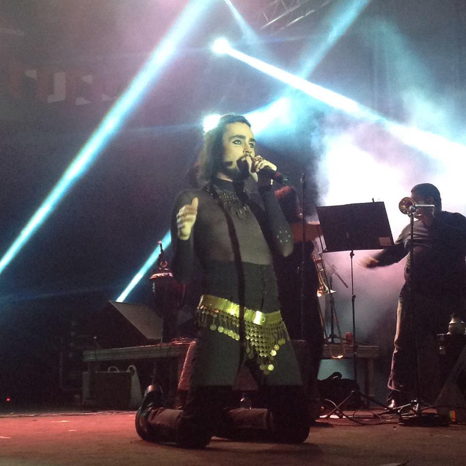 Johnny Hooker. Crédito: Abril pro Rock/Divulgação