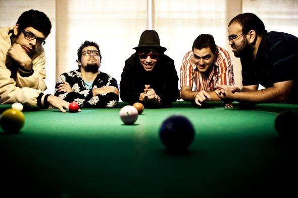 Banda Del Rey será uma das atrações do Réveillon Pé na Areia Crédito: Divulgação da banda