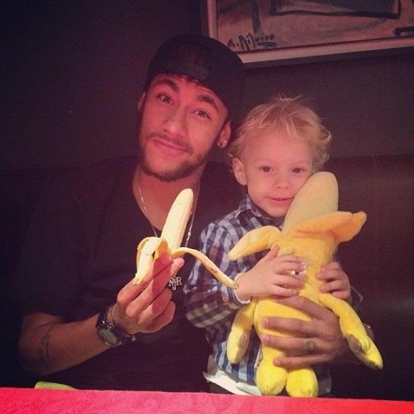 Neymar - Crédito: Reprodução Instagram
