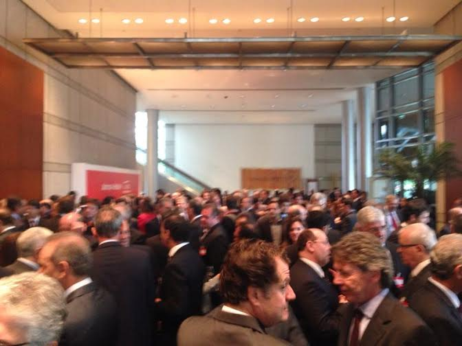 Empresários lotam evento do Lide - Foto: Cortesia