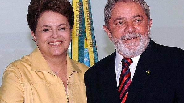 Dilma Rousseff e Lula/Ag. Brasil