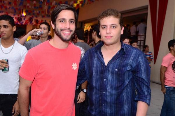 Eduardo Motta e Paulo Guerra assumem o comando do som no Samba da X - Crédito: Danilo Sá/Divulgação