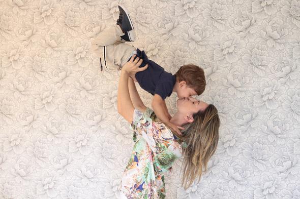Mirela Acioly: orgulho de ser blogueira de maternidade