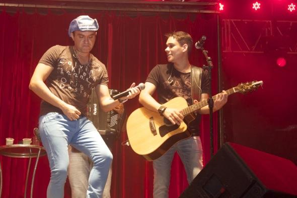 Felipe e Gabriel - Crédito: Moove/Divulgação