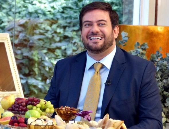 Bruno Astuto - Crédito: Mais Você / TV Globo
