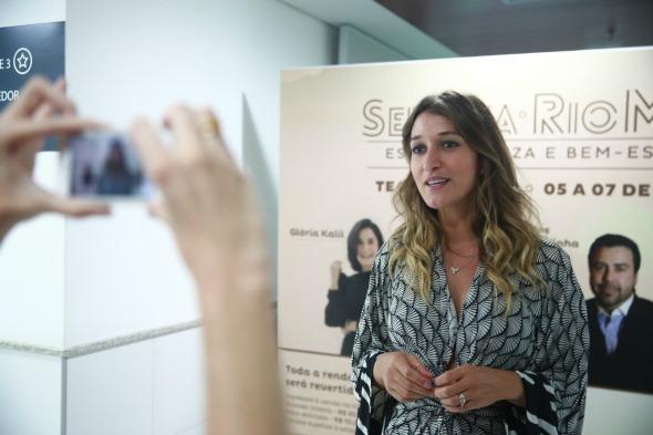Gabriela Pugliesi - Crédito: Bernardo Dantas/DP/D.A Press
