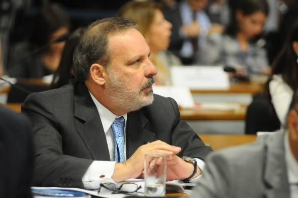 Armando Monteiro Crédito: Agência Senado
