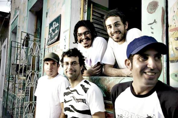 Banda Eddie- Crédito: Lucas Siqueira/Divulgação