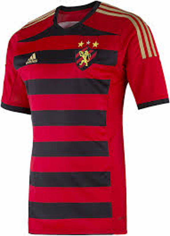 A nova camisa do Sport