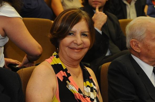 Terezinha Nunes - Crédito: Nando Chiappetta/DP/D.A Press