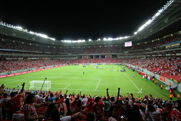 Arena Pernambuco vai receber jogos do campeonato - Crédito: Paulo Paiva/DP/D.A Press