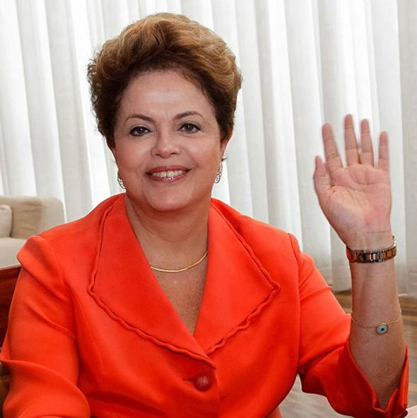 Dilma Rousseff Crédito: Ag. Brasil