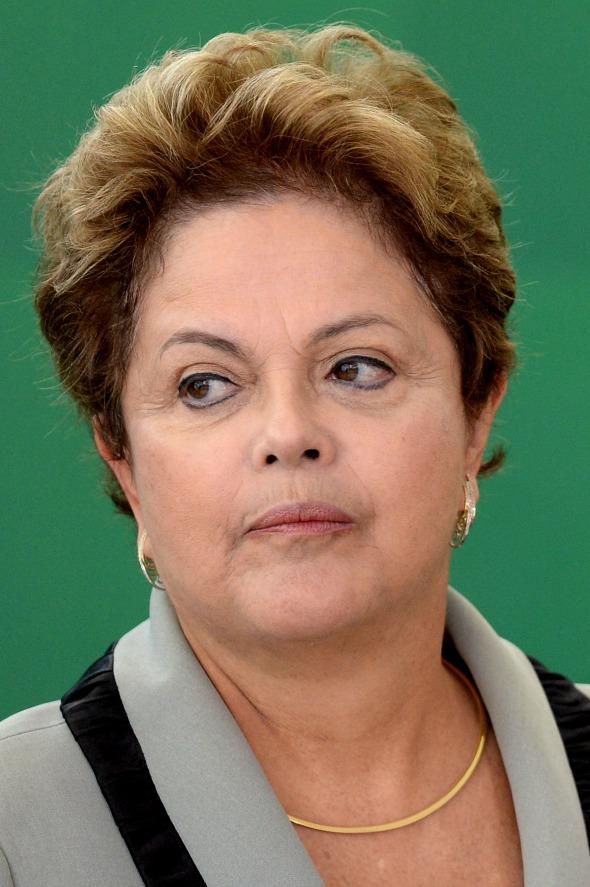 Dilma Rousseff - Crédito: Evaristo Sá/CB/D.A Press