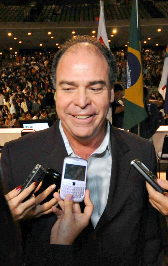 Fernando Bezerra Coelho - Crédito: Eduardo Braga/SEI