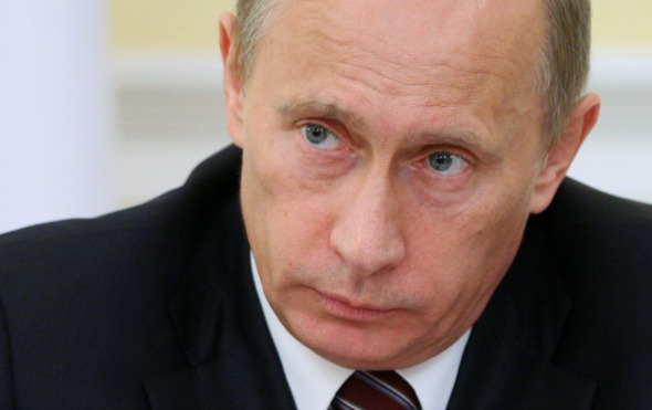 Vladimir Putin - Foto: RIA-Novosti, Alexei Druzhinin, Pool/Associated Press