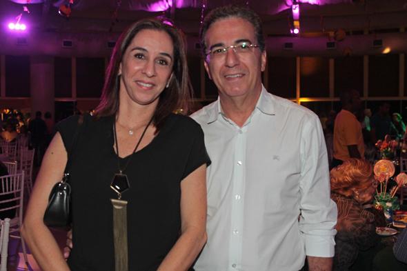 Patrícia e Ivo Gomes -Crédito: Roberto Ramos/DP/D.A Press