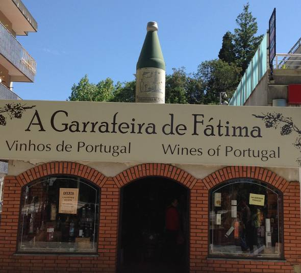 Garrafeira de Fátima/JAMS