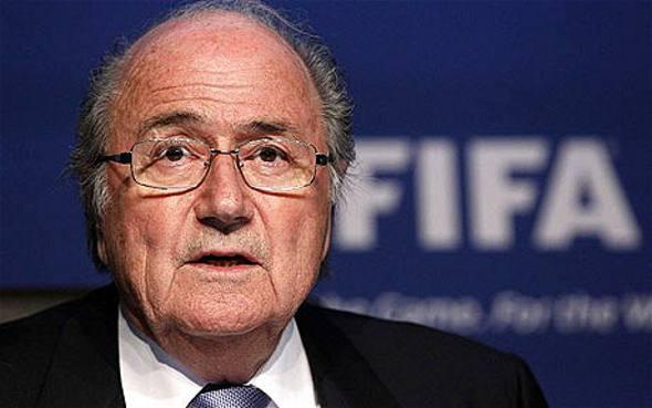 Josef Blatter/FIFA/Divulgação