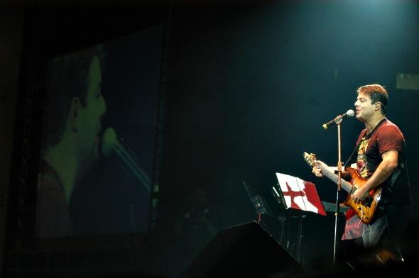 Alex Cohen apresenta três shows no Manhattan, em Boa Viagem - Crédito - Jaqueline Maia/DP