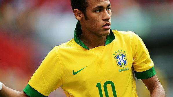 Neymar será o camisa 10 - Crédito: Ivan Pacheco/Divulgação