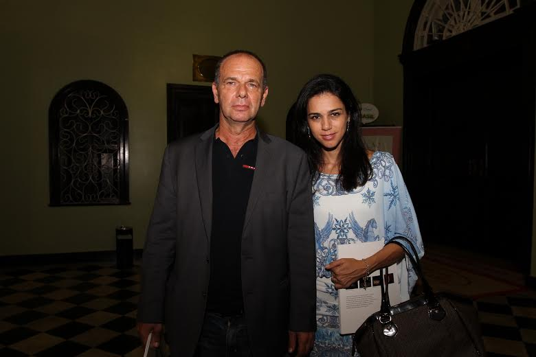 Maximo e Elisângela Fiaschi Crédito: Edvaldo Rodrigues/D.A/D.Press