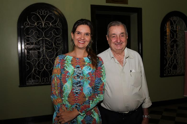 Adriana e Humberto Zirpoli Crédito: Edvaldo Rodrigues/D.A/D.Press