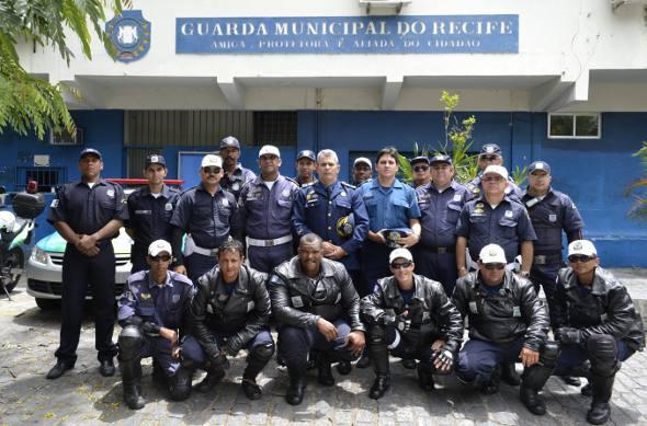Guarda Municipal do Recife/Divulgação