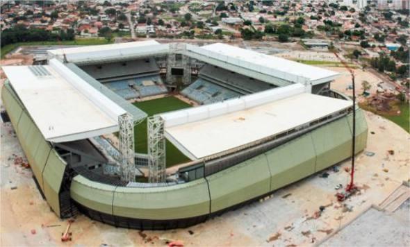 Arena Pantanal/FIFA/Divulgação