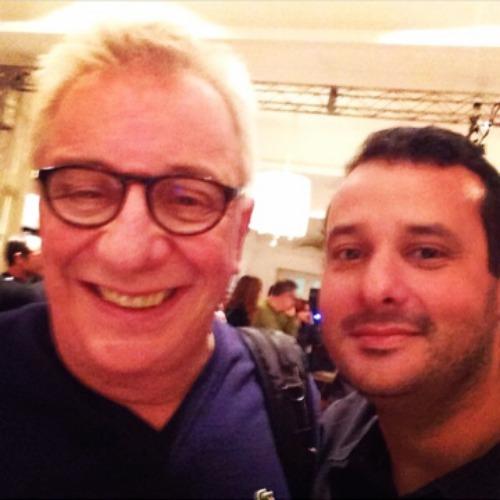 Marco Nanini e Bruno Brennand Crédito: Instagram
