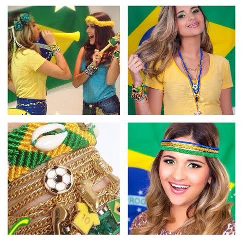 Pulseiras e headbands na Avesso - Foto: Instagram/Reprodução