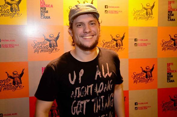 Victor Camaroti vai discotecar no evento - Crédito: Guilherme Paiva/Divulgação