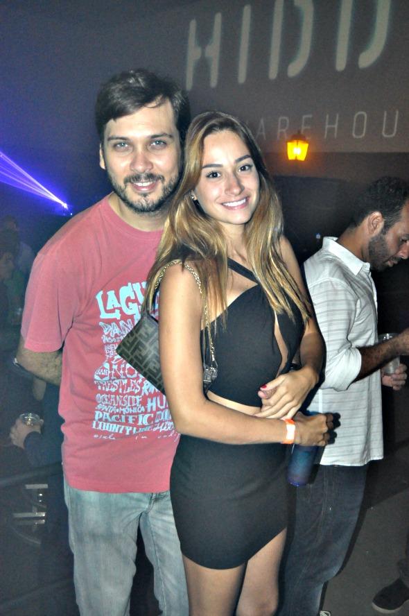 Romero Bivar e Camila Suassuna - Crédito: HC Click/Divulgação