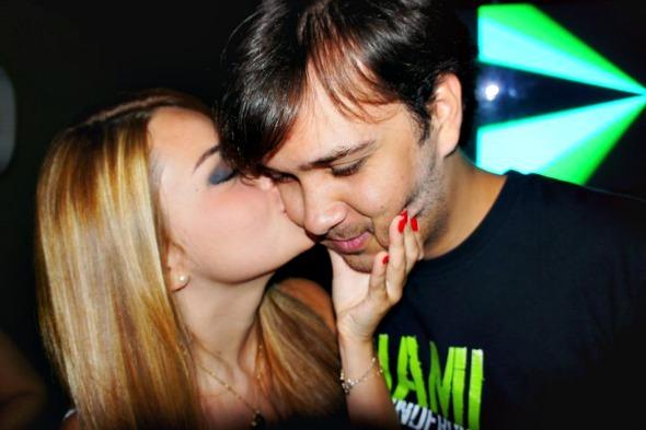 Romero Bivar e Camila Suassuna - Crédito: Arquivo pessoal