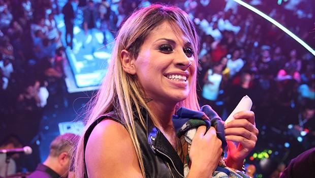 Vanessa Mesquita Crédito:  Camila Serejo / TV Globo