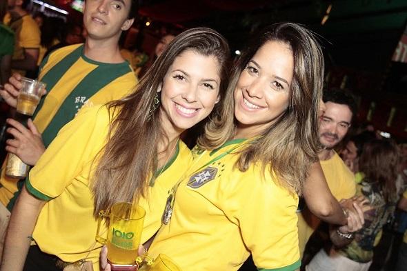 Michelle Waldred e Renata Barroca - Crédito: Gleyson Ramos/Divulgação