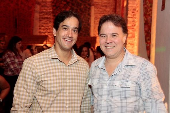 Ronnie Preuss Duarte e Pedro Henrique Reynaldo - Crédito: Gleyson Ramos/Divulgação