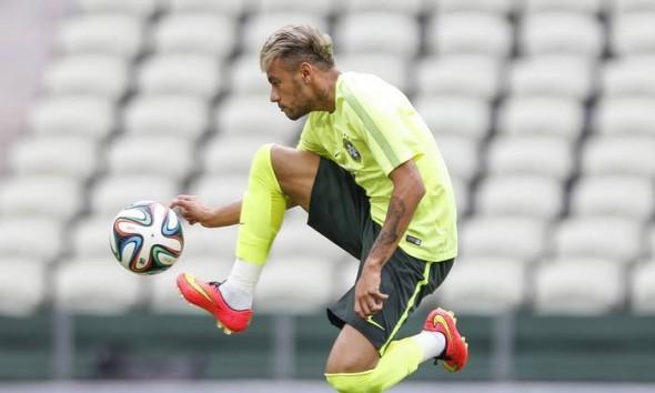 Neymar - Crédito: Alexandre Cassiano/Divulgação