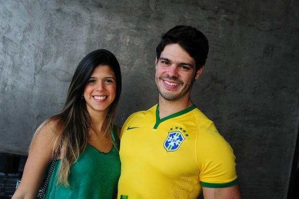 Carolina Bessa e Tota Cartaxo Crédito: Armando Artoni/Divulgação