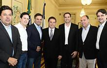 Mendonça Filho, Bruno Araújo, Aéxio Neves, João Lyra, Paulo Câmara, Fernando Bezerra e Raul Henry