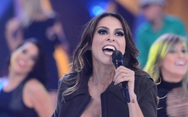 Alinne Rosa Crédito: TV Record/Divulgação