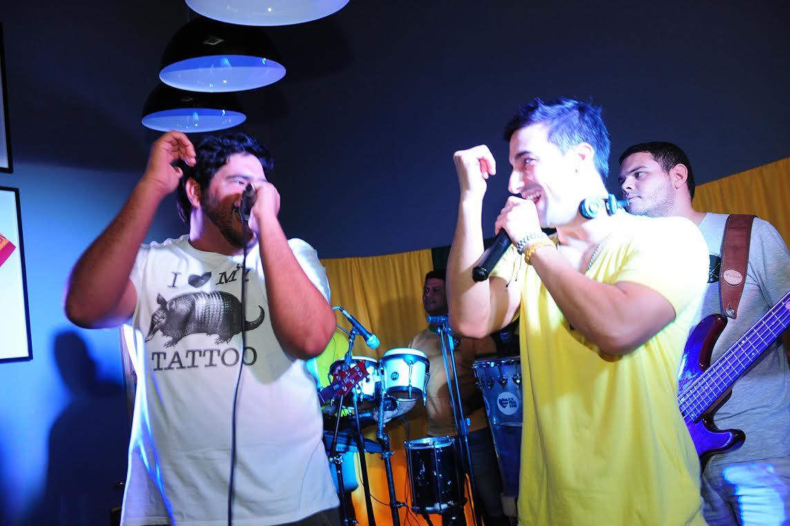 Expresso Folia Crédito: Armando Artoni/Divulgação