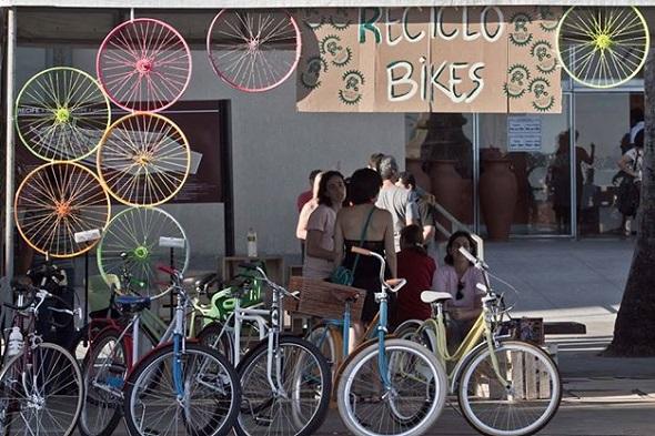 Crédito: Reciclo Bikes/Divulgação