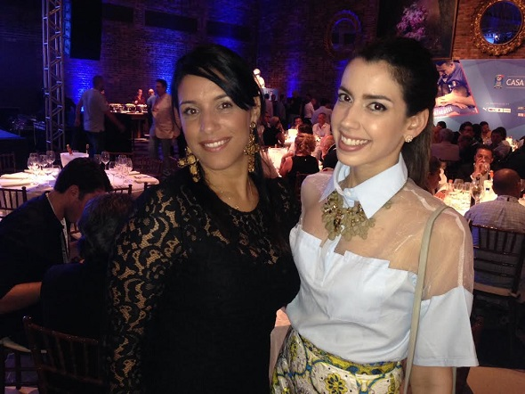 Juliana Cortes e Camila Coutinho - Crédito: Cecília Ramos/DP/D. A Press
